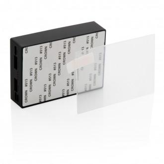 Tempered glass 5.000 mAh wireless powerbank