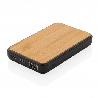 Bamboo 5.000 mAh Fashion Pocket Powerbank