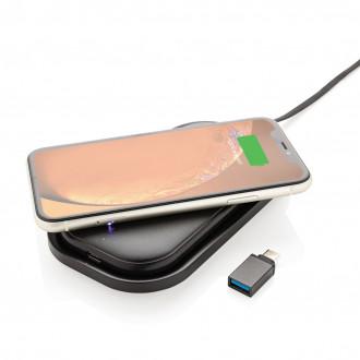 Wireless charging 5.000 mAh powerbank base