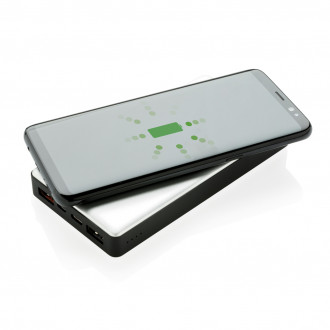 10.000 mAh Powerbank with PD and Wireless charger