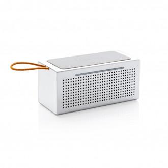 Vibe wireless charging speaker