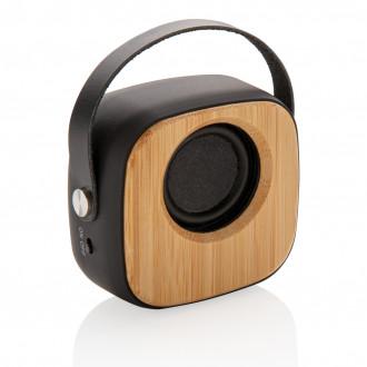 Bamboo 3W Wireless Fashion Speaker