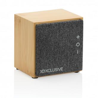 Wynn 5W wireless bamboo speaker