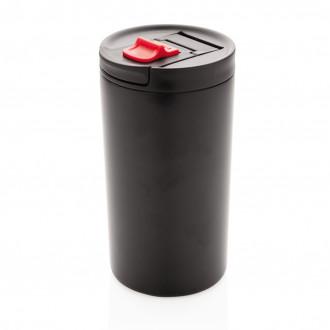 Double wall vacuum leakproof lock mug 450ml