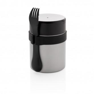 Bogota food flask with ceramic coating