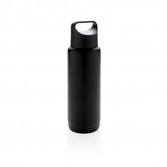 Light up logo leak proof flask