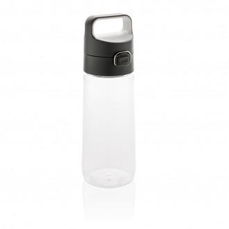 Hydrate leak proof lockable tritan bottle