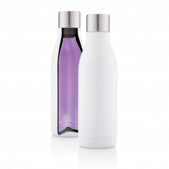 UV-C steriliser vacuum stainless steel bottle