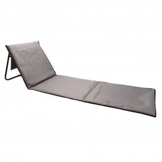 Foldable beach lounge chair
