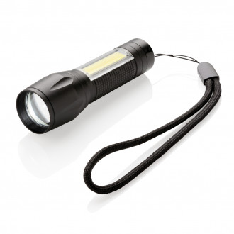 LED 3W focus torch with COB