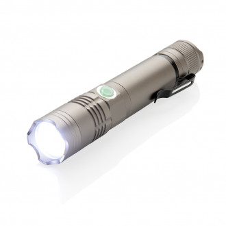 Rechargeable 3W flashlight