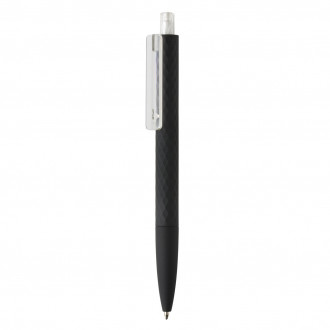 X3 black smooth touch pen