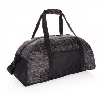 AWARE™ RPET Reflective weekend bag