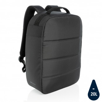 "Impact AWARE™ RPET anti-theft 15.6""laptop backpack"