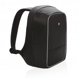"Swiss Peak anti-theft 15.6"" laptop backpack"