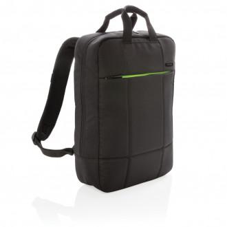 "Soho business RPET 15.6"" laptop backpack PVC free"