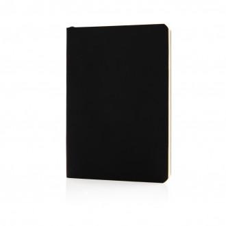 Standard flexible softcover notebook