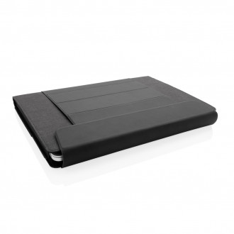 Fiko 2-in-1 laptop sleeve and workstation