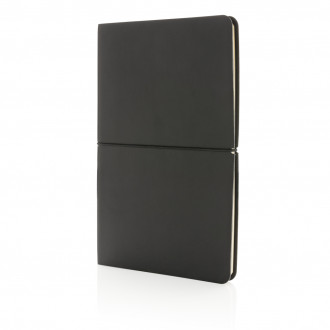 Modern deluxe softcover A5 notebook