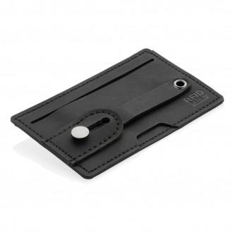 3-in-1 Phone Card Holder RFID