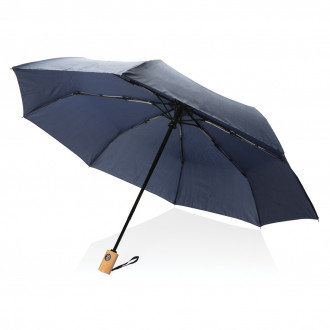 "21"" auto open/close RPET umbrella"